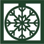 ORNAMENT SNOWFLAKE CORNERSTONE