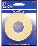 Stencil Tape from Plaid