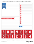 FREE DOWNLOAD for Mosaic Moments Grid - Summer Fun Journal Blocks