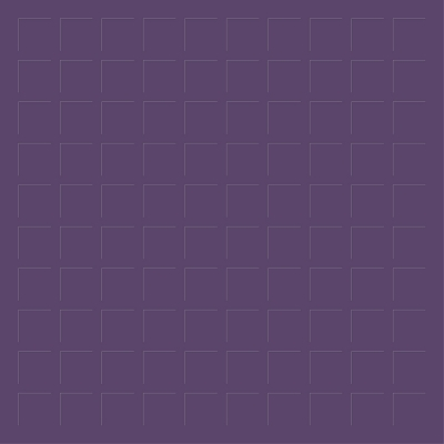 12X12 DEEP LOVELY LILAC GRID PAPER - 6 Sheets