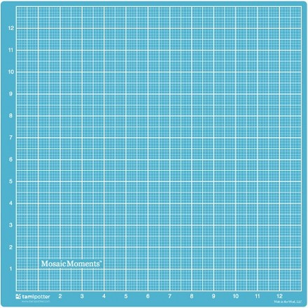DOUBLE SIDED SELF-HEALING 14X14 CUTTING MAT BY MOSAIC MOMENTS™