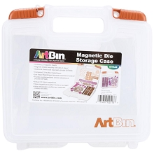 ArtBin: Magnetic Die Storage Case with 3 sheets