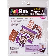 ArtBin: Magnetic Die Sheets 3-Pack