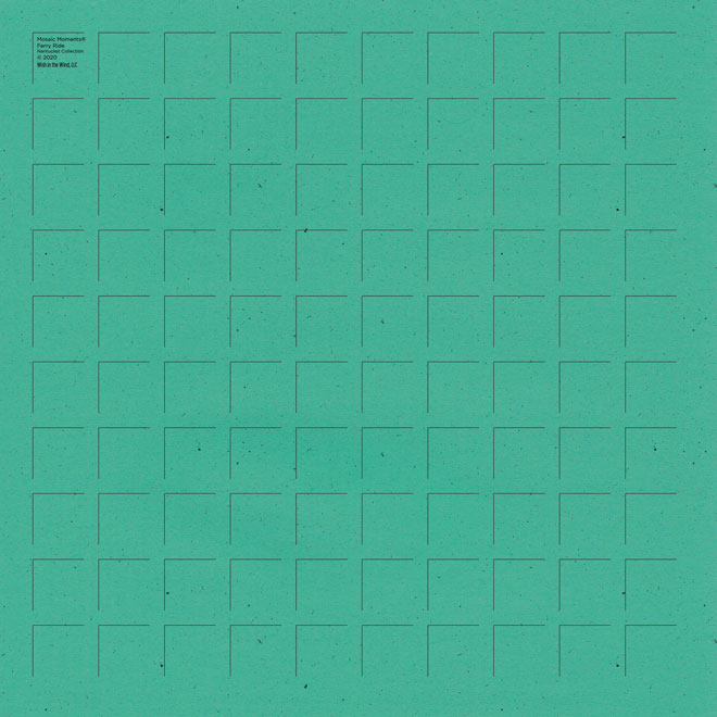 12X12 Ferry Ride GRID PAPER - 6 Sheets