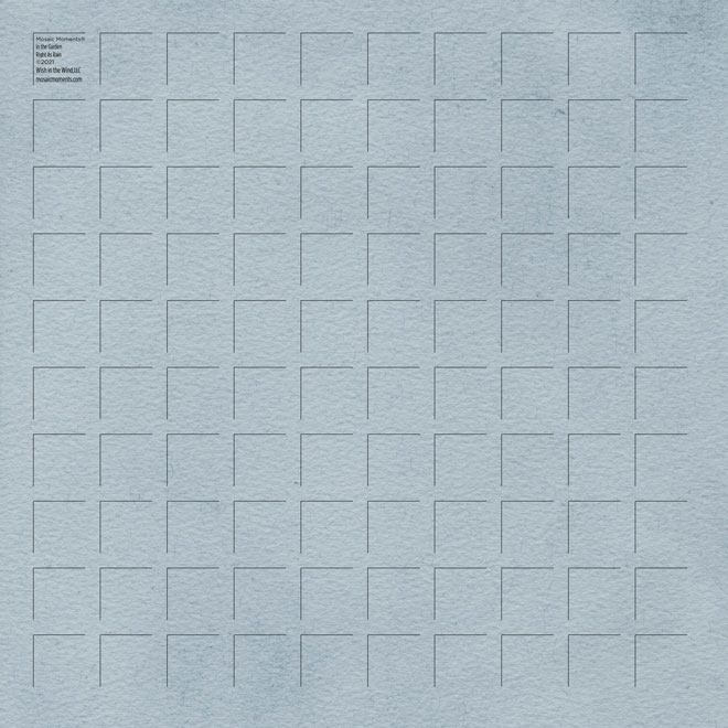 NEW 12X12 Right as Rain GRID PAPER - 6 Sheets