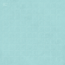 12X12 Mint GRID PAPER - 6 Sheets