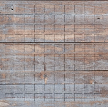 12X12 Cabin Wood GRID PAPER - 6 Sheets