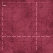 12X12 Cranberry Sauce GRID PAPER - 6 Sheets