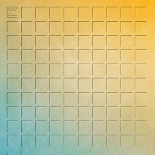 12X12 Golden Hour GRID PAPER - 6 Sheets
