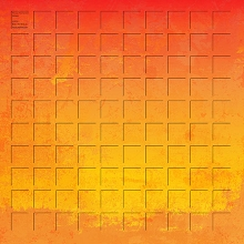 12X12 Heatwave Grid Paper - 6 Sheets