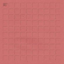 12X12 Red Tide GRID PAPER - 6 Sheets