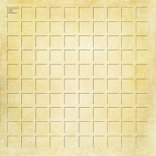 12X12 Sunlight GRID PAPER - 6 Sheets