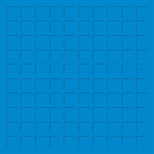 12X12 BAHAMA BLUE GRID PAPER - 6 Sheets