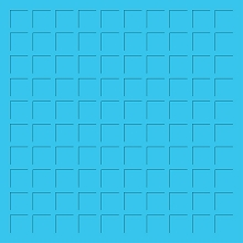 12X12 BLUE GRID PAPER - 6 Sheets