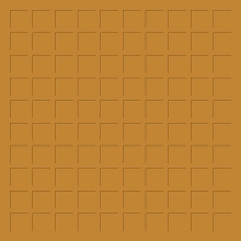 12X12 PUMPKIN PIE GRID PAPER - 6 Sheets