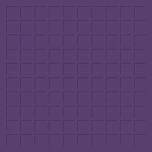 12X12 ROYAL PURPLE GRID PAPER - 6 Sheets