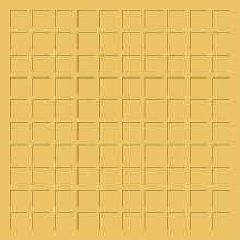 12X12 SOLID GOLD GRID PAPER - 6 Sheets