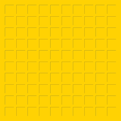 12X12 SUNSHINE GRID PAPER - 6 Sheets