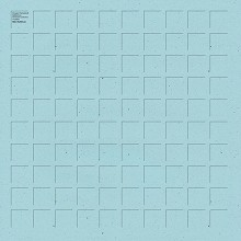 12X12 Reflection GRID PAPER - 6 Sheets