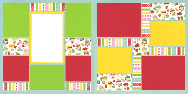 Little Helpers Page Kit featuring Doodlebug™