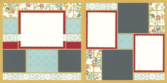 All the Charm Page Kit featuring Simple Stories™