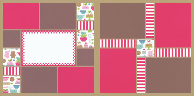 Santa's Sweets Page Kit featuring Doodlebug Design™