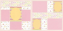 Baby Girl Page Kit featuring Doodlebug™