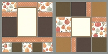 The Perfect Pumpkin Page Kit featuring Carta Bella™