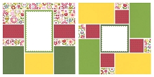 Floral Festival Page Kit featuring Bella Blvd™