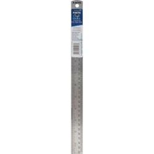X-ACTO 12 INCH METAL RULER WITH CORK BACK