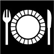 Place Setting - Black