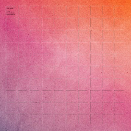 Mosaic Moments Afterglow Grid Paper