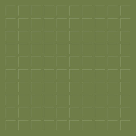 Meadow Green Grid Paper