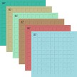Mosaic Moments 12 Pack Nantucket Grid Paper